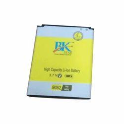 BK Lithium-Ion Mobile Battery i9082, Voltage: 3.7 V
