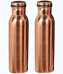 750 ML Copper Water Bottle