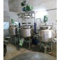 Automatic Ointment/Cream Plant