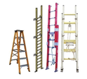 FRP Wall Support Extendable Ladder