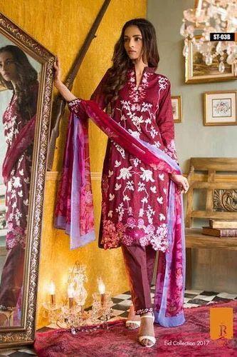 f9870d04c7 Ladies Pakistani Suit at Rs 1500 /piece | Pakistani Suits | ID ...