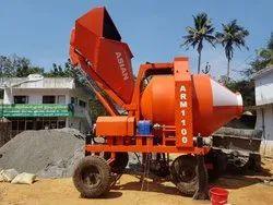 Reversible Concrete Mixer Machine 4 Bag, Capacity: 300 Ltr