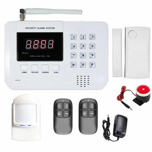 Security Alarm System Security Alarms Device स रक ष अल र म स स टम Saini Enterprices Mandsaur Id 20314980197