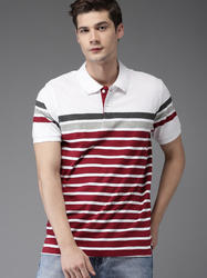 Solid Polo T-Shirts For Men