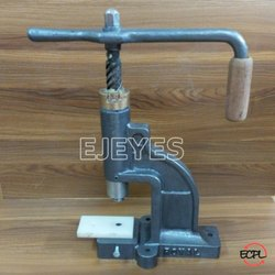 Hand Press Cutter Machine