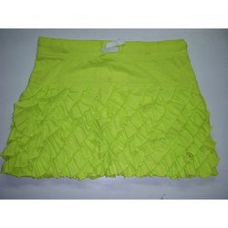 Girls Elastic Skirts