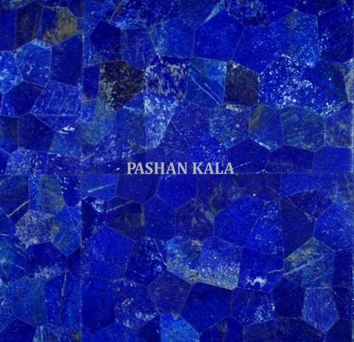 Lapis Lazuli Semi Precious Stone Tile