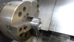 mahavir components Cnc turning machine CNC Job work Service, Packaging Type: Carton Box