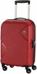 KAMILIANT by American Tourister Zakk Polypropylene Multiple size Hard Sided Trolley Luggage Bag