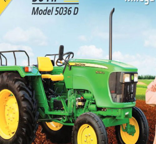 Tractors - 5055 E Tractor Authorized Retail Dealer from Bahraich