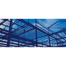 Building Structure Steel Fabrication