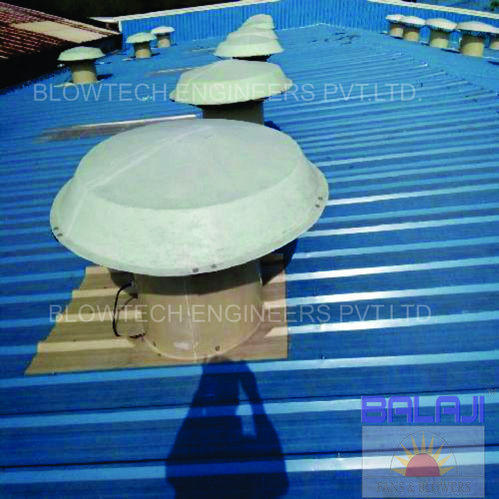Roof Exhaust Fan - Motorized Roof Exhaust Fans Manufacturer