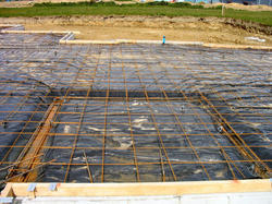 LDPE Tarpaulin Film For RCC Construction