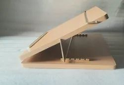Wooden Elevator Writing Desk Size 21x15 Inches
