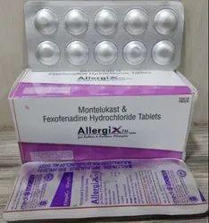 Montelukast & Fexofenodine Hydrochloride Tablets
