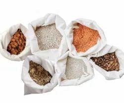Muslin Produce Grain Dhal Storage Bags