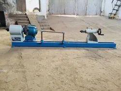 Sagar Bench Model Of Heavy Duty Wood Turning Lathe Machine 8 Ft.