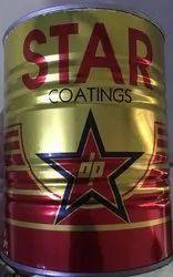 Metal Synthetic Enamel Paint, Packaging Type: Tin