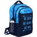 Polyester Bold Backpack
