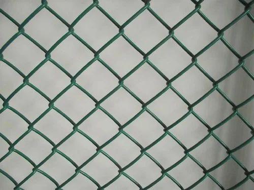 Pvc Coated Chainlink Fencing Net - Naruka Industries, Guwahati | ID ...