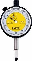 Baker Plunger Dial 0.1 mm