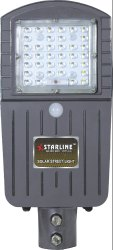 Starline LED Solar Street Light, For Outdoor, 18W