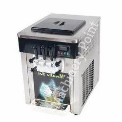 BQL-688X With Air Pump Softy Ice Cream Machine