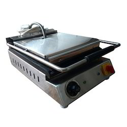 Stainless Steel Sandwich Grill, For Commercial, Model: Jb2
