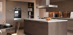 Parallel Shape Wooden Godrej Modular Kitchen, Warranty: 1-5 Years
