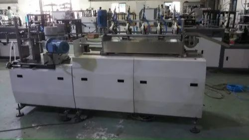India Machine Automatic Paper Straw Making Machine