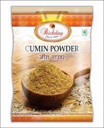 Richday Fssai Cumin Powder, Packaging Size: 100g