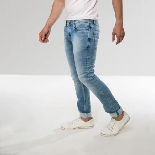 Turms Denim Mens Slim Fit Jeans c7d7ba512