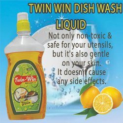 Twin Win Liquid Dish Wash Gel