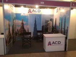 Exhibition Stall Fabrication Service, Delhi
