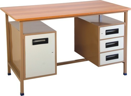 Steel Computer Tables