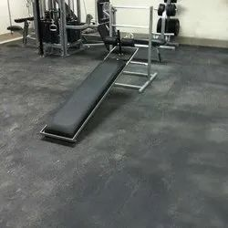 Gym Rubber Flooring Tiles