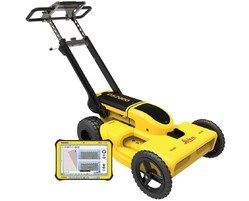 Ground Penetrating Radar - Leica DS2000