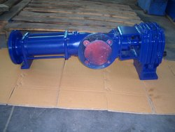 resin injection pump
