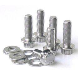 Duplex Steel UNS S31803 & S32205 Fasteners