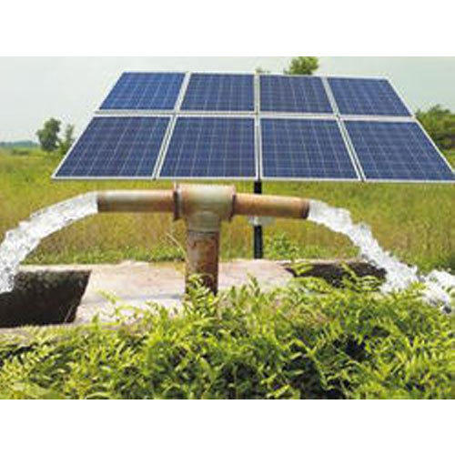 Solar Water Pump Power 1hp 25hp Rs 160000 Piece Shiva Solar System Id 19041563197