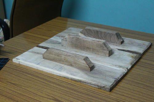 Wooden Plastering Trowel Float