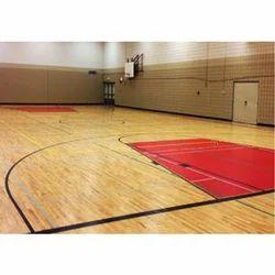 Basketball Wood Flooring