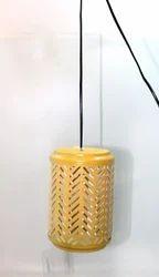 Filigree Tree Shade Hanging Lamp