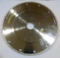 Electroplated Diamond Slitting Saws