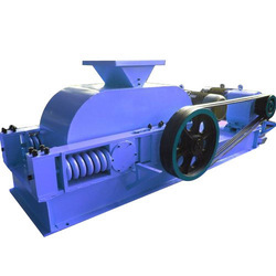 Double Roll Crusher with Bearing