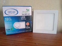 Cool White, Natural White 12W LED Square Panel Light, IP Rating: IP44