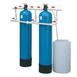2.1 KW Water Softener Plants