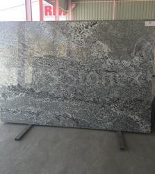 Silver Grey Marble