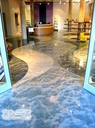 3D Epoxy floor Coating Service