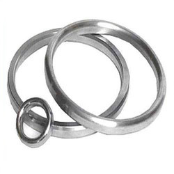 Monel Circle and Ring
